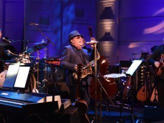 VAN MORRISON quit smoking to preserve his voice