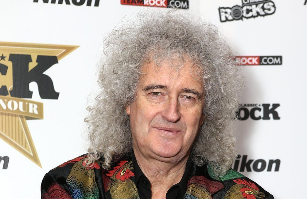 BRIAN MAY is to release his first solo single in 20 years - from NASA's Control Centre