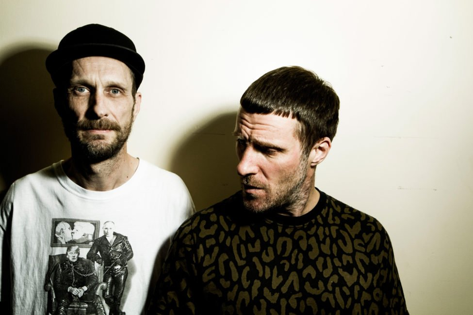 SLEAFORD MODS bring their ETON ALIVE tour to Belfast Limelight, 7th February