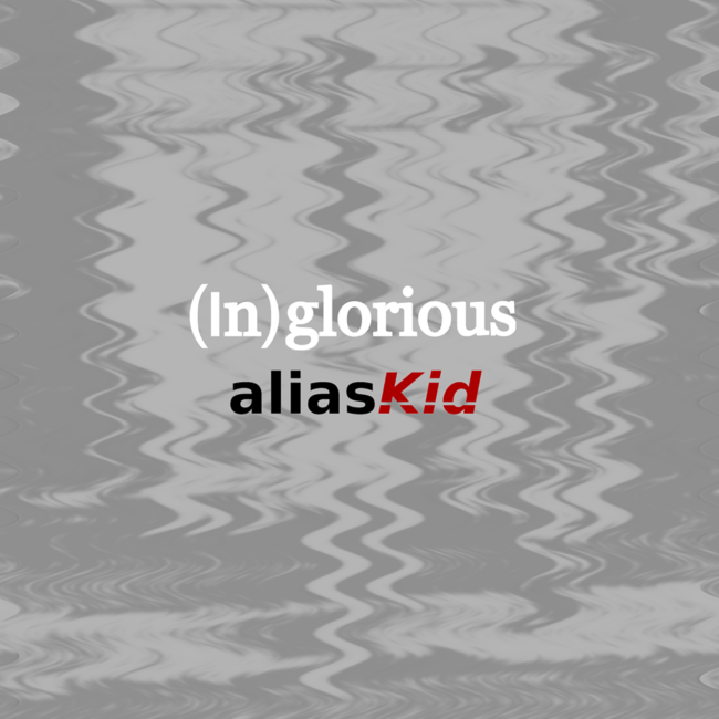 ALIAS KID Announce Brand New Single 'INGLORIOUS' Released 1st February