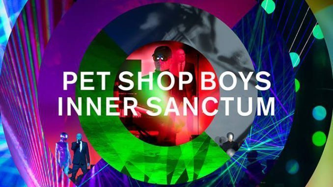 Pet Shop Boys announce the release on DVD, Blu-ray and CD of their breath-taking show 'Inner Sanctum' 2