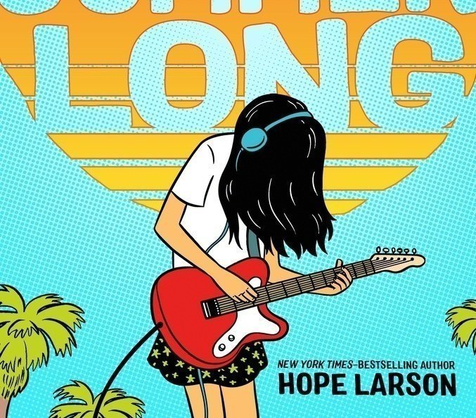 BOOK REVIEW: All Summer Long by Hope Larson 2