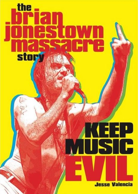 Keep Music Evil: The Brian Jonestown Massacre story by Jesse Valencia coming soon Anton Newcombe