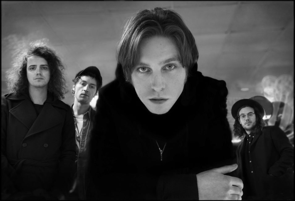 CATFISH AND THE BOTTLEMEN reveal 'Longshot' their first new music in three years ahead of UK Arena Tour
