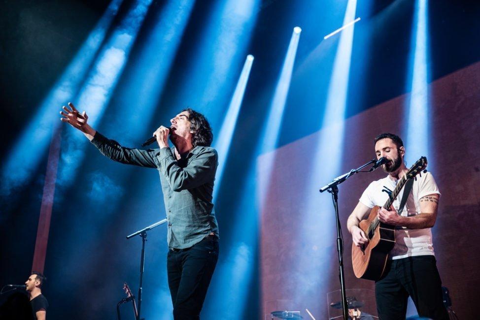LIVE REVIEW: Snow Patrol at Bournemouth International Centre GARY LIGHTBODY
