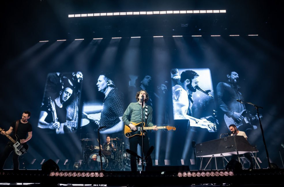LIVE REVIEW: Snow Patrol at Bournemouth International Centre 1