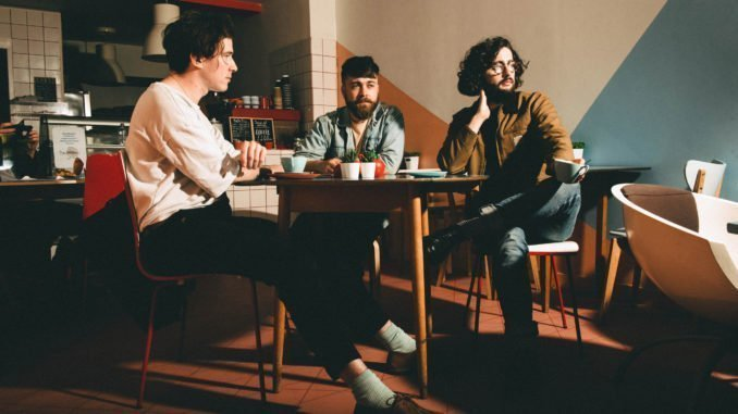 FATHERSON release 're-imagined' EP of tracks from recent studio album' Sum Of All Your Parts'