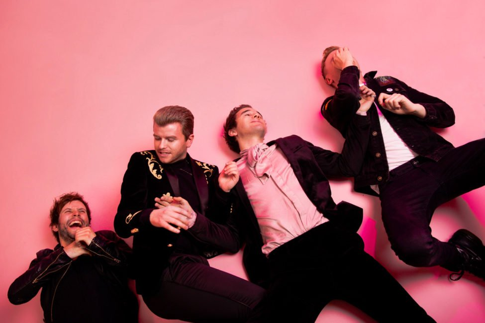 WILD YOUTH release video for new single - 'Making Me Dance' - Watch Now