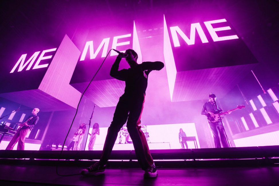 LIVE REVIEW: The 1975 rock Belfast's SSE Arena 1