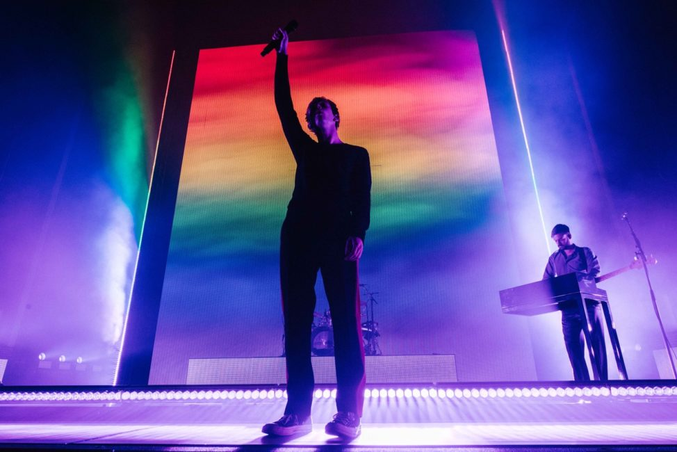 LIVE REVIEW: The 1975 rock Belfast's SSE Arena Belfast SSE Arena