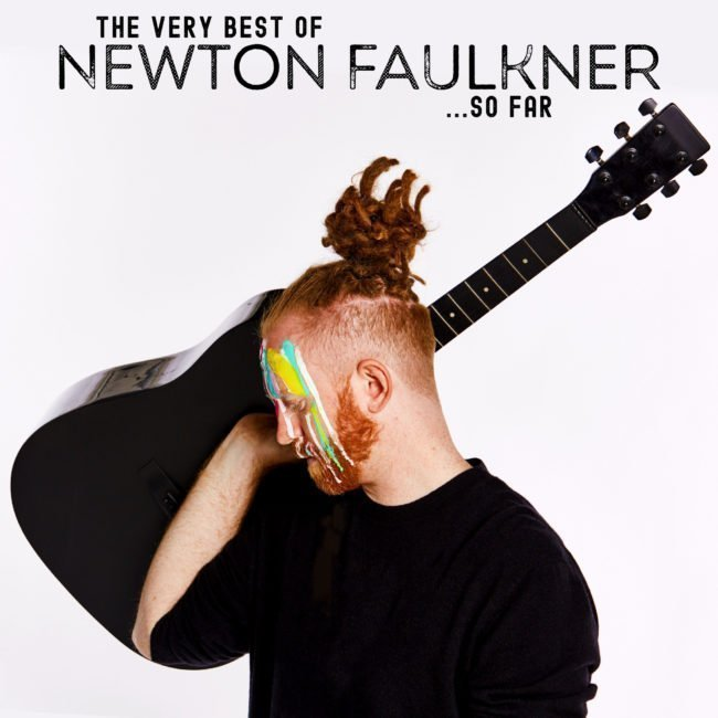 Newton Faulkner releases his new single, 'Don't Leave Me Waiting', from forthcoming The Very Best Of Newton Faulkner ... So Far album