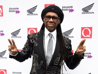 NILE ROGERS' cancer battles motivated him to do more collaborations and live shows