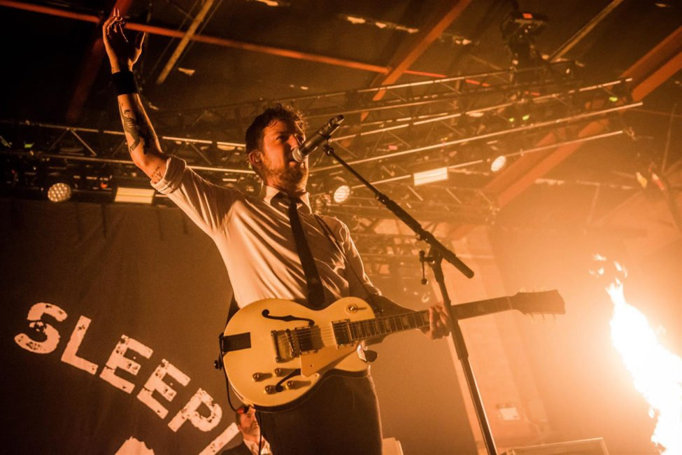 IN FOCUS// Frank Turner With Jimmy Eat World and Grace Petrie, Victoria Warehouse Manchester Be More Kind