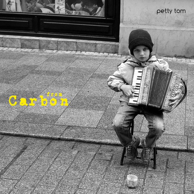 Manchester's 'FROM CARBON' release anthemic single, 'Petty Tom' - Listen Now