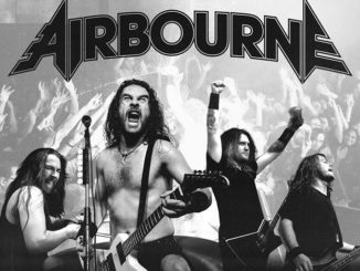 AIRBOURNE Announce Headline Belfast Show at The Limelight 1, Tuesday 6th August