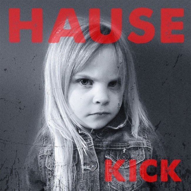 DAVE HAUSE announces brand new full-length album 'KICK' + UK tour 2