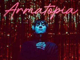 JOHNNY MARR Shares New Track 'Armatopia,' - Watch Video