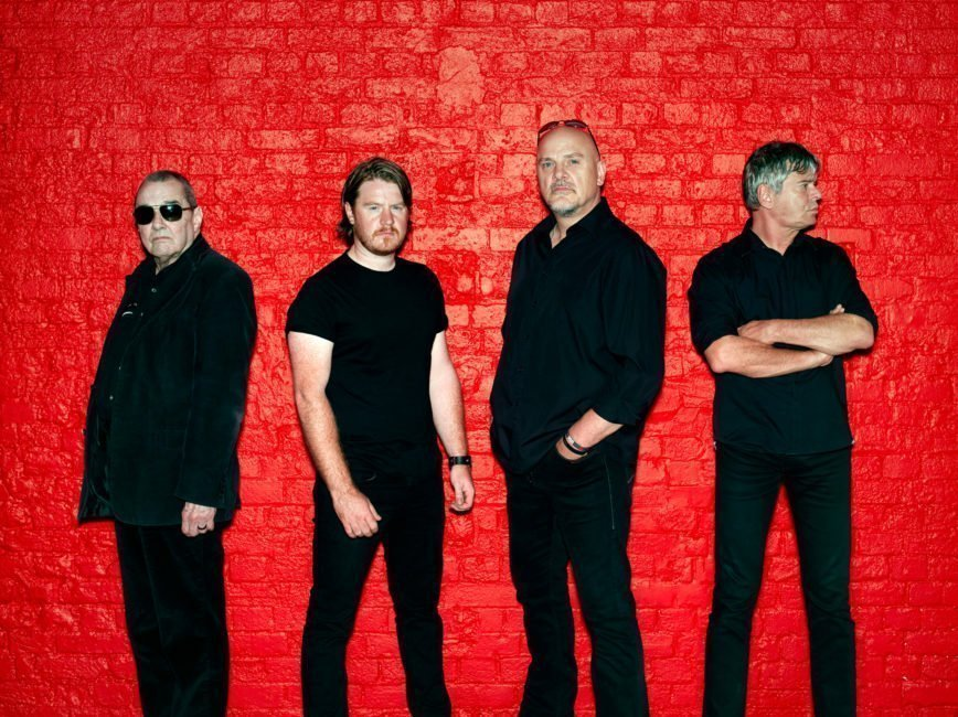 INTERVIEW: The Stranglers' Jean-Jacques Burnel talks ahead of 'Back on the Tracks' UK Tour Baz Warne