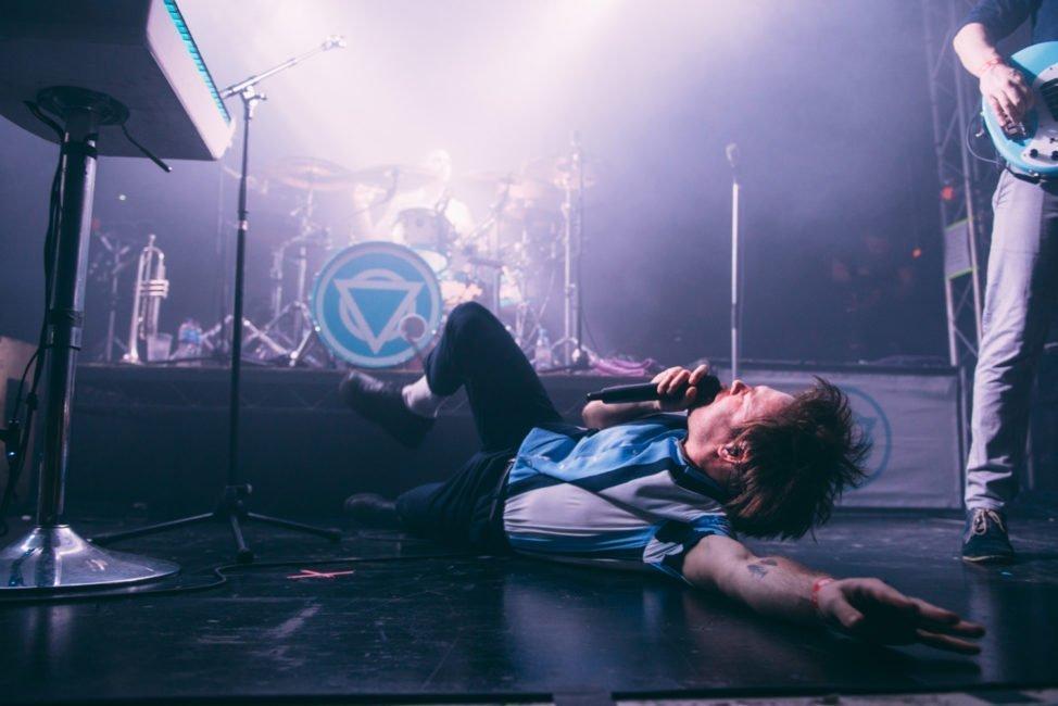 LIVE REVIEW: Enter Shikari at The Dome, London 1