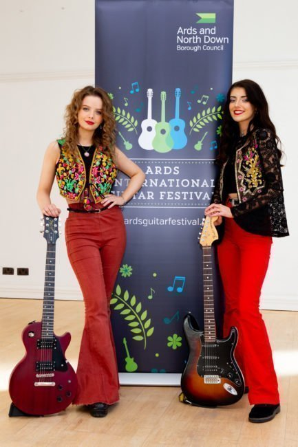 Ards International Guitar Festival 2019 Programme Launched Ards and North Down Borough Council