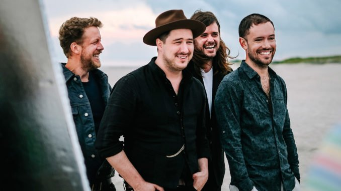 MUMFORD & SONS Announce Gentlemen of The Road Takeover at Malahide Castle 1