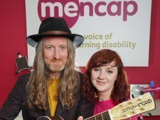 CORMAC NEESON announced as ambassador for MENCAP NI
