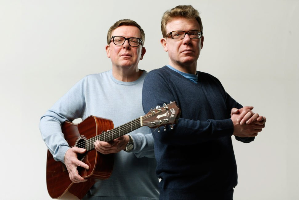 THE PROCLAIMERS return to Ireland with three shows live in Cork, Dublin and Belfast this September