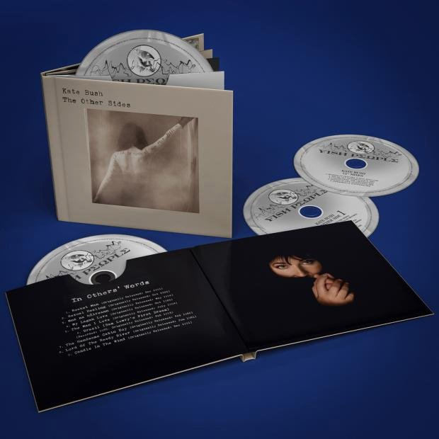 KATE BUSH Releases 'THE OTHER SIDES', A Four CD Collection of Rare Tracks, on March 8th 1