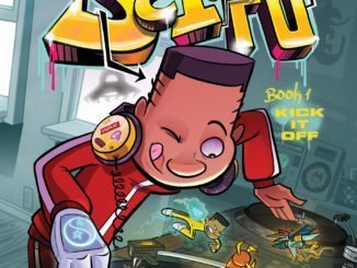 BOOK REVIEW: Sci-Fu by Yehudi Mercado