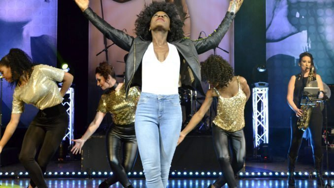 WHITNEY: Queen of the Night Coming to Belfast Waterfront Hall, 16th January