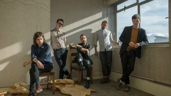 IDLEWILD share psychedelic video for single 'Dream Variations' - Watch Now 2