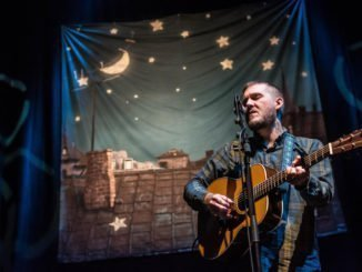 IN FOCUS// Brian Fallon at the Usher Hall, Edinburgh 1