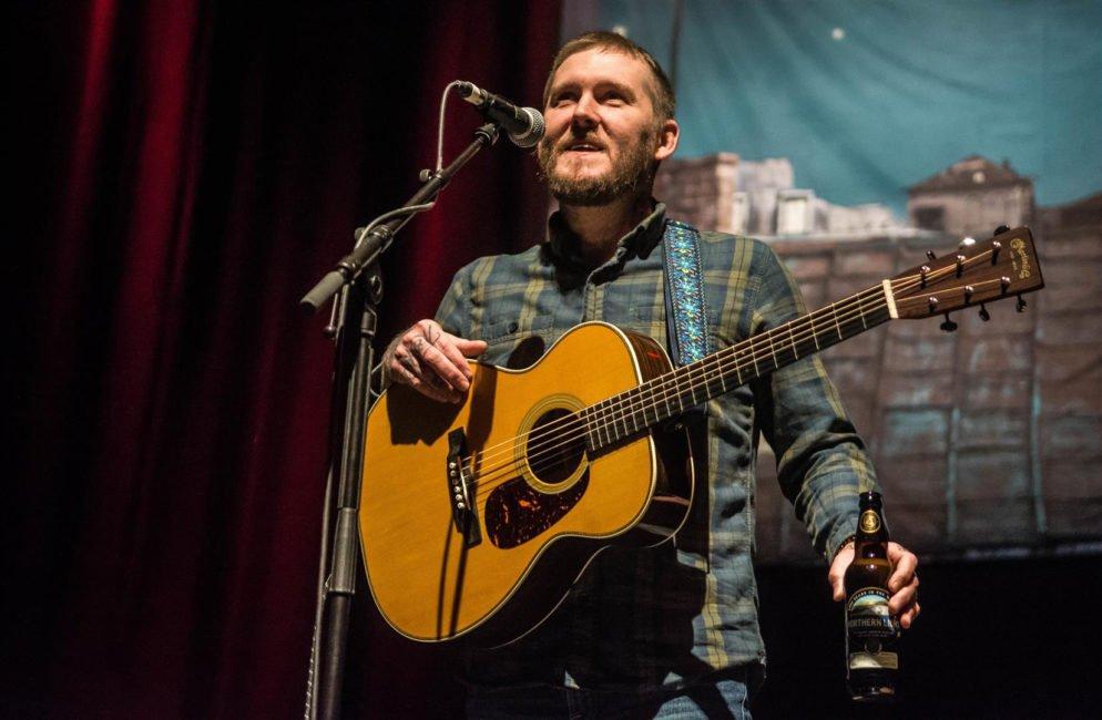 IN FOCUS// Brian Fallon at the Usher Hall, Edinburgh Brian Fallon