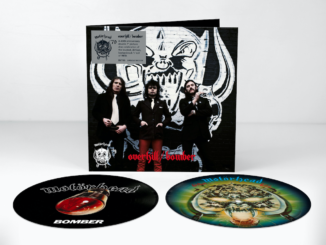 "Motörhead announce 'Overkill / Bomber' 7"" single for Record Store Day"