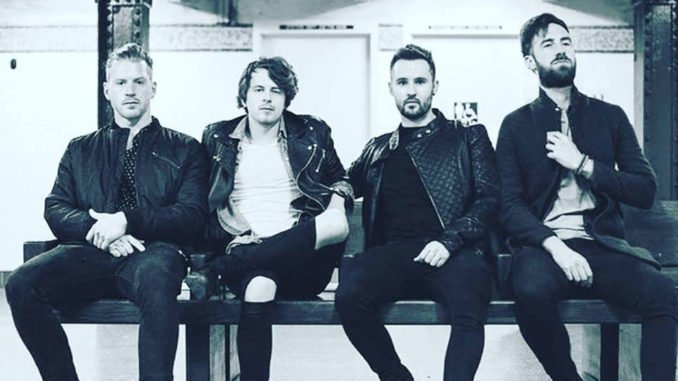 INTERVIEW: Irish four piece KEYWEST talk ahead of their show at The Limelight 1, Belfast 4