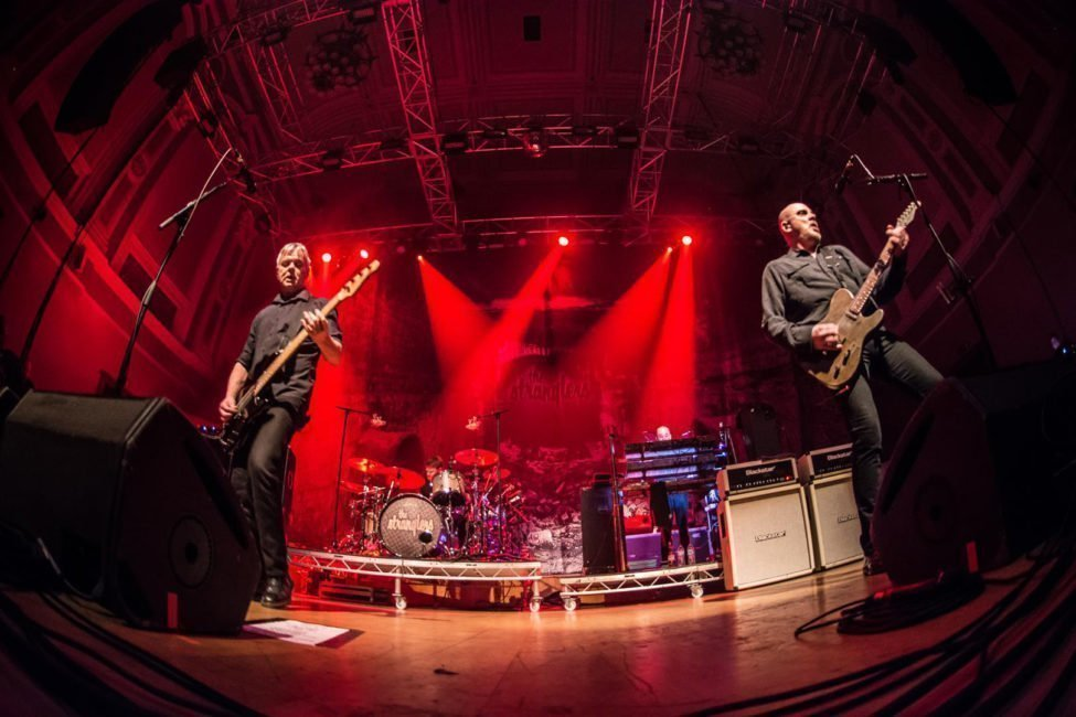 IN FOCUS// The Stranglers at Ulster Hall, Belfast, Northern Ireland 1