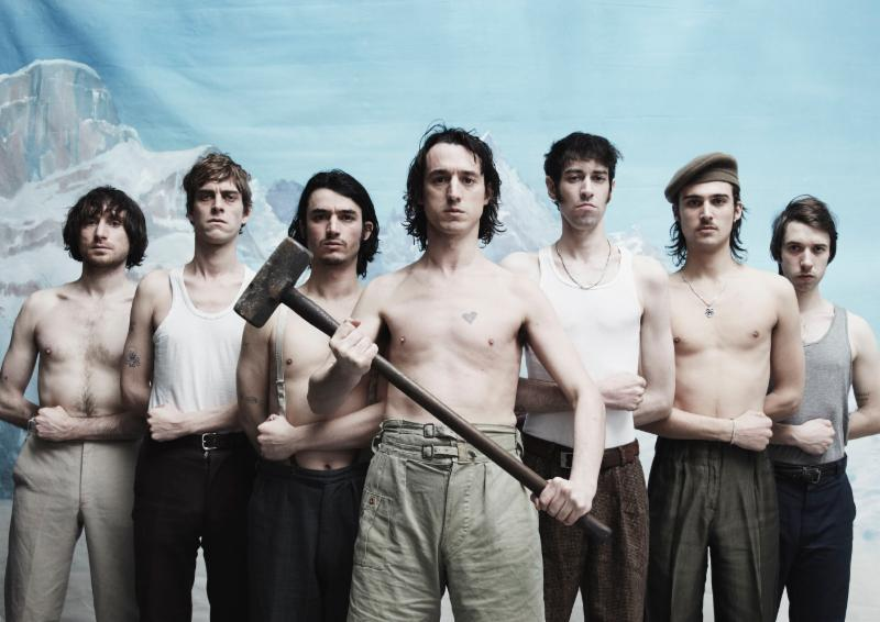 "FAT WHITE FAMILY Share the Roisin Murphy-directed video to ""Tastes Good With The Money"" - Watch Now"