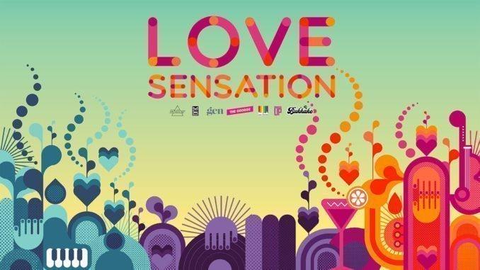 Dublin Gets Set For Love Sensation 1