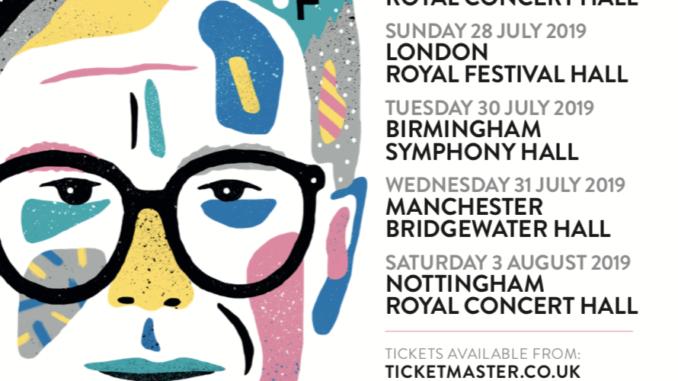 TREVOR HORN Announces Summer UK Tour