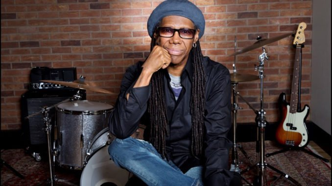 NILE RODGERS & CHIC Announce Waterfront Hall, Belfast Show, Tuesday June 4th 2019