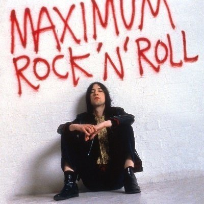 PRIMAL SCREAM to Release 'MAXIMUM ROCK 'N' ROLL: THE SINGLES' on May 24th