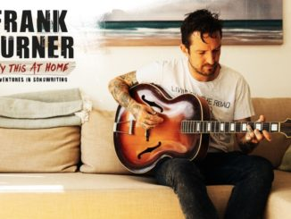 BOOK REVIEW: Frank Turner - 'Try This At Home'