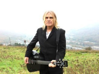 MIKE PETERS Announces The Alarm - Hurricane of Change 30th Anniversary Acoustic Tour