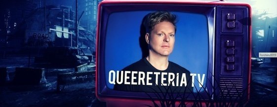 Andy Bell (Erasure) stars in QUEERETERIA TV at Above The Stag Theatre