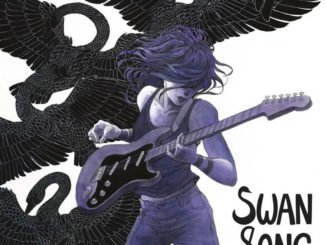 BOOK REVIEW: Swan Song By the Cloudscape Comics Society 1