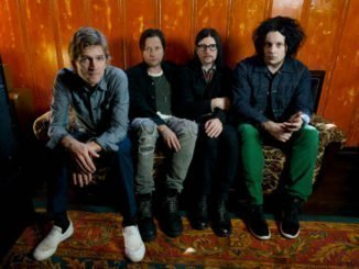 "THE RACONTEURS Announce North American Headline Tour Dates In Support of New Album ""Help Us Stranger"""