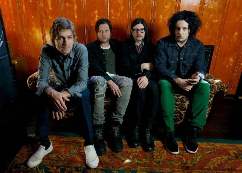 """THE RACONTEURS Announce North American Headline Tour Dates In Support of New Album """"Help Us Stranger"""""""