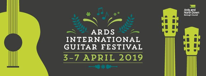 ARDS INTERNATIONAL GUITAR FESTIVAL Starts This Week!! 1