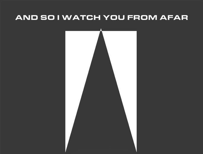 AND SO I WATCH YOU FROM AFAR announce tenth anniversary show at VOODOO, BELFAST, Sat June 22nd 2019 1