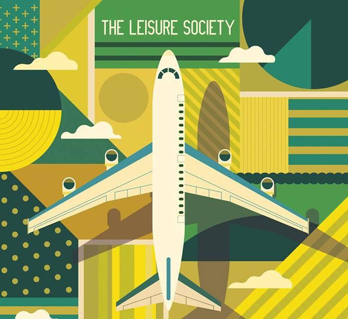 THE LEISURE SOCIETY Announce Belfast Show at DUKE OF YORK ON Wednesday 18th September 2019